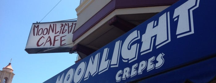 Moonlight Cafe is one of San Francisco Food.