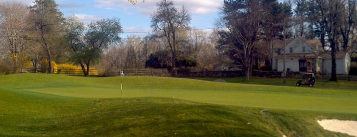 Richter Park Golf Course is one of All American's Golf Courses.