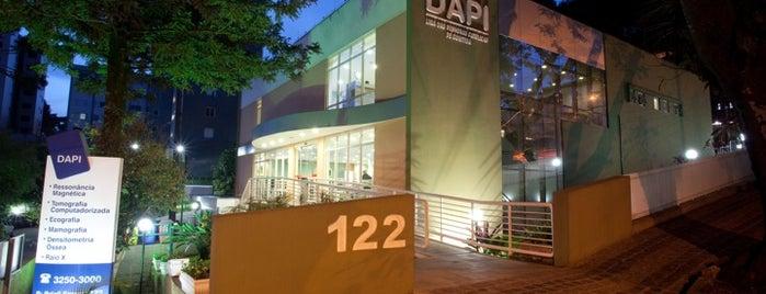 DAPI (Diagnóstico Avançado por Imagem) is one of Senhas wifi Curitiba.