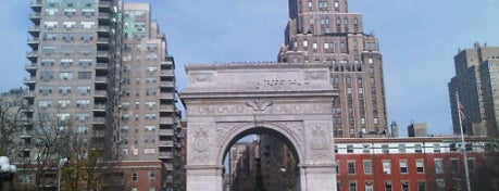 Washington Square Park is one of NYC to do.
