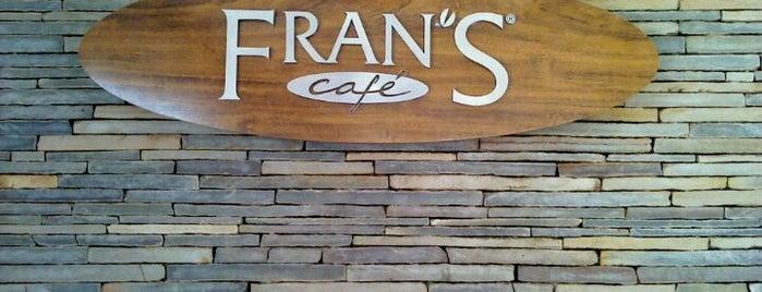 Fran's Café is one of Dicas do Tom.