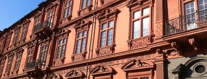 Schloss zu Mainz is one of Karlsruhe + trips.