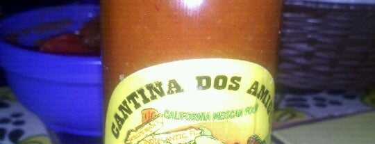 Cantina Dos Amigos is one of Frequent Check In's.