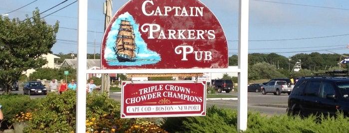 Captain Parker's Pub is one of Viagem 2014.