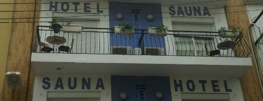 Hotel Espalter is one of BOOM Sitges.