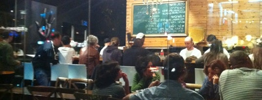 Best Pizza Places in Tel aviv