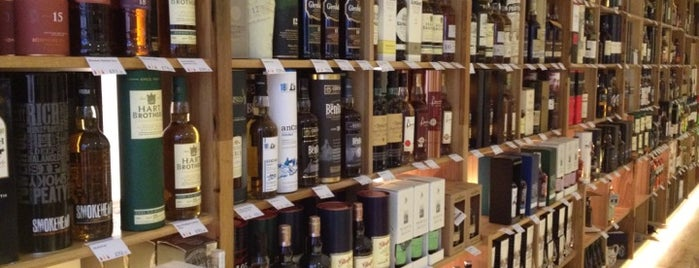 The Good Spirits Co. is one of Diplomático's Glasgow.