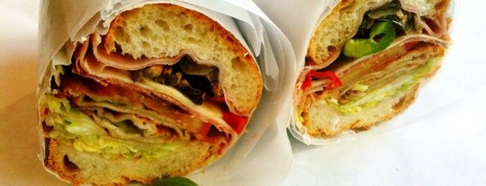 Defonte's of Brooklyn is one of Must Eat, Manhattan.