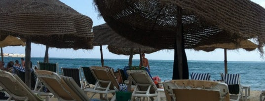 La Plage, Sindbad is one of plages.