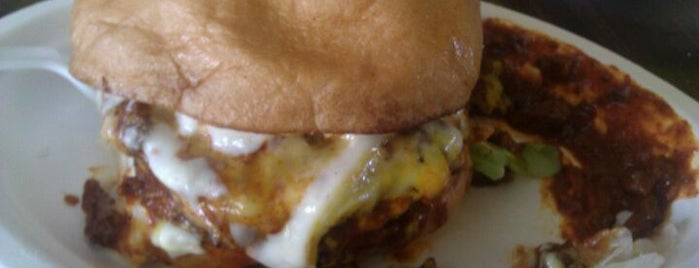 Mark's Outing is one of The 15 Best Places for Burgers in San Antonio.