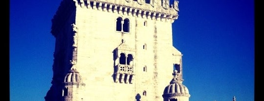 Belém Tower is one of mylifeisgorgeous in Lisbon.
