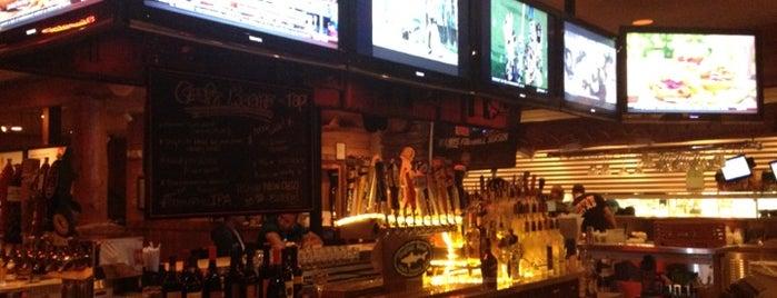 Smokey Bones Bar & Fire Grill is one of 20 favorite restaurants.