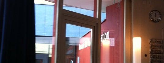 Museum für Kommunikation is one of Gratis ins Museum.
