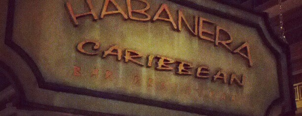 Habanera is one of places to eat.