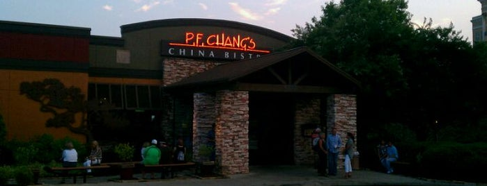 P.F. Chang's is one of Resteraunts in birmingham.