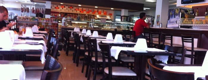 Padaria Nova Brasília is one of My food places.
