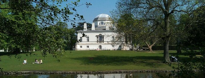Chiswick House & Gardens is one of London's best parks and gardens.
