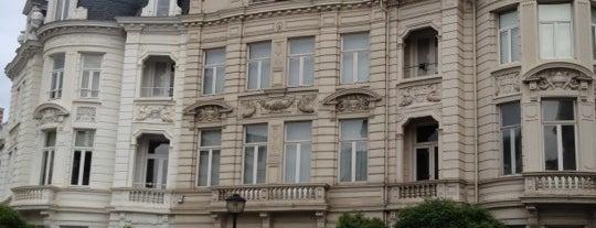 Cogels Osylei is one of Antwerp Gems #4sqCities.