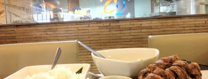 C2 Classic Cuisine is one of Must-visit Food in Mandaluyong City.