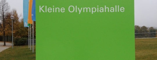 Kleine Olympiahalle is one of Best Live Music Venues.
