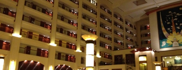 The Lalit is one of <Mumbai's Best Hotels>.