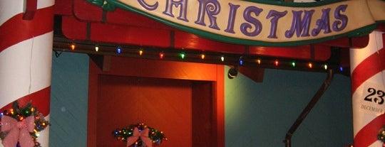 Disney's Days Of Christmas is one of Disney Springs.