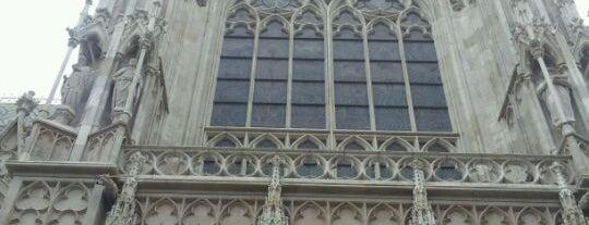 Votivkirche is one of StorefrontSticker #4sqCities: Vienna.