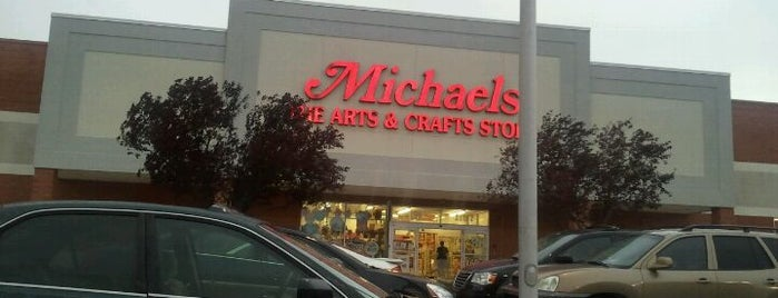 Michaels is one of Sharron.