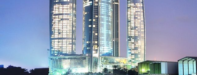 Jumeirah at Etihad Towers is one of Jumeirah Hotels & Resorts Worldwide.