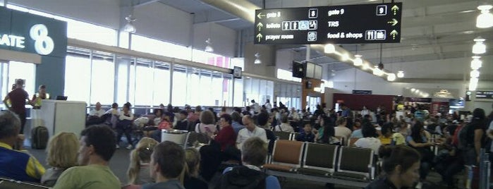 Gold Coast Airport (OOL) is one of World Airports.