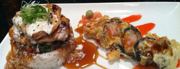 Ocean Zen Pacific Rim is one of Springfield 4-star dining.