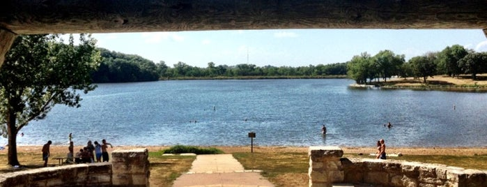 Lake Ahquabi State Park is one of Iowa: State and National Parks.