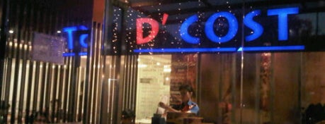 D'Cost Seafood is one of Sunter.