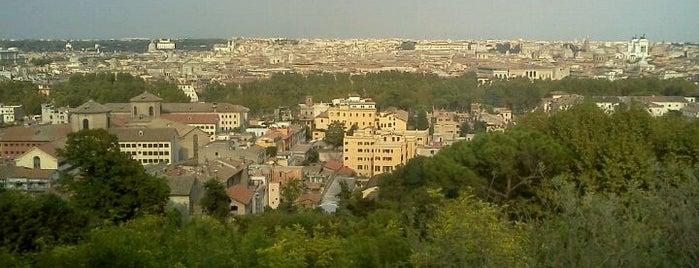 Terrazza del Gianicolo is one of La Dolce Vita - Roma #4sqcities.