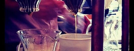 Bru Coffeebar is one of LA Coffee Crawl.