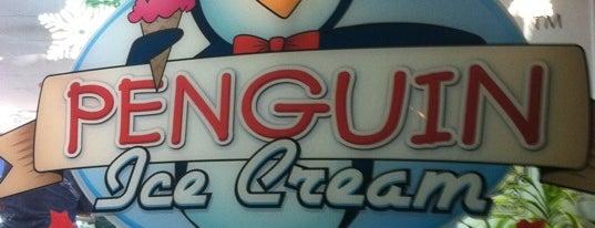 Penguin Ice Cream is one of To do in Bernardsville.