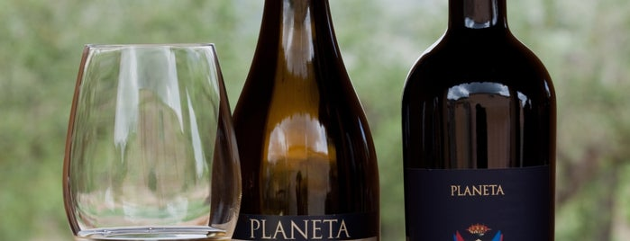 Enoteca Pachera is one of Planeta's wines in the world.