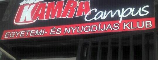 Kamra Campus is one of Itt már italoztam....