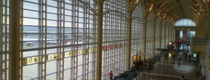 Ronald Reagan Washington National Airport (DCA) is one of Airports in US, Canada, Mexico and South America.