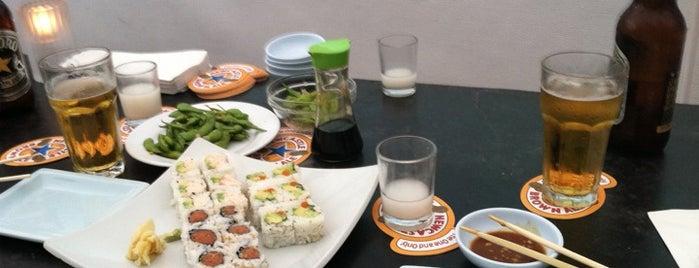 Hama Sushi is one of Beyond Eats!.