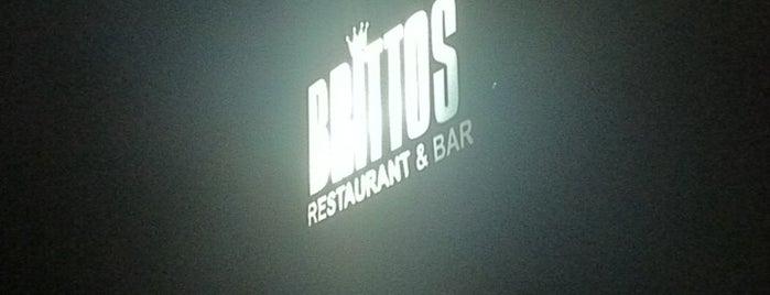 Brittos Bar & Restaurant is one of Best of GOA, #4sqCities.