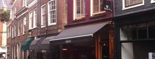 Dijkers Eten & Drinken is one of Haarlem, The Netherlands.