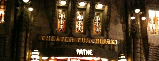 Pathé Tuschinski is one of Amsterdam ADventure.