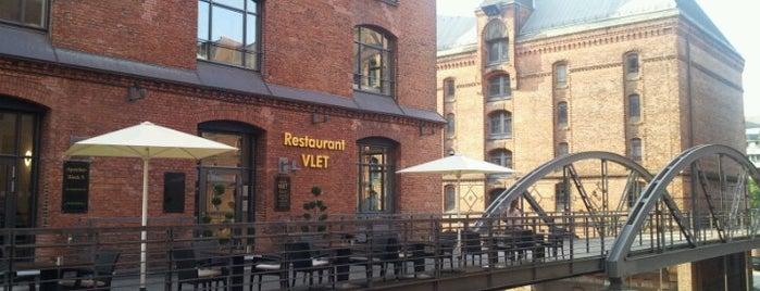 VLET Restaurant is one of HAM × Eat × Drink.
