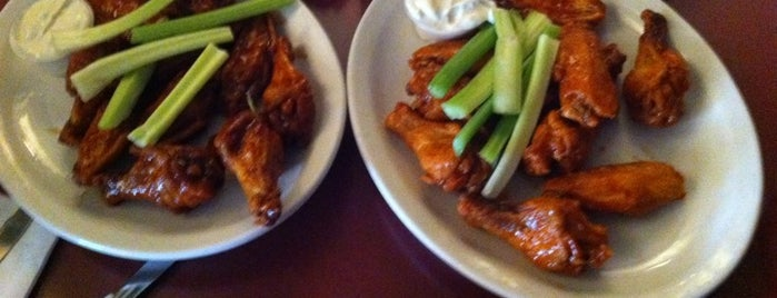 Some of the BEST wings joints in Buffalo