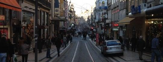 Rua de Santa Catarina is one of Porto, Portugal.