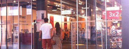 Fnac is one of Tiendas de cómics, rol & merchan, en Barcelona.
