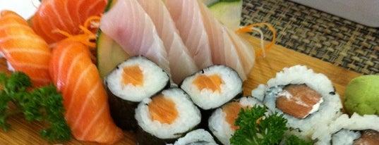 Taykô Sushi Bar is one of Restaurante Japonês.