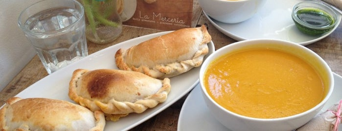 La Merceria is one of Best Coffices in Toronto.