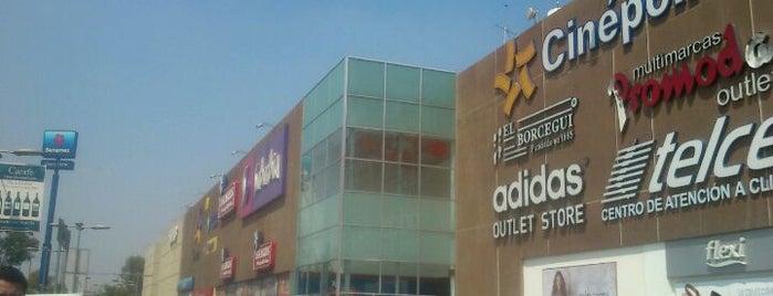 Plaza Central is one of Centros comerciales predilectos.